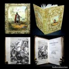 Libros antiguos: AÑO 1855 PRIMERA EDICIÓN CONQUISTADORES CÉLEBRES ALEJANDRO MAGNO CÉSAR ANÍBAL ENCUAD. ORIGINAL. Lote 163705934