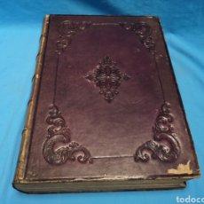 Libros antiguos: ANTIGUO LIBRO DE 1870, CRÓNICA GENERAL DE ESPAÑA, ÁVILA, LOGROÑO, SANTANDER, SORIA, SEGOVIA-BURGOS.. Lote 163827258