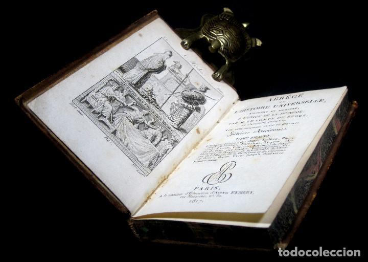 Libros antiguos: Año 1817 Historia de la antigua Troya Persia Iberia Fenicia Pérgamo Ciro Artajerjes 3 Grabados - Foto 9 - 163867914