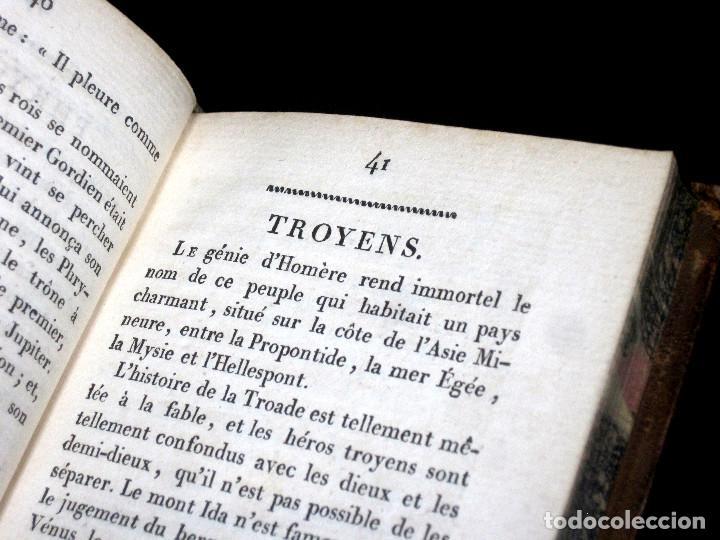 Libros antiguos: Año 1817 Historia de la antigua Troya Persia Iberia Fenicia Pérgamo Ciro Artajerjes 3 Grabados - Foto 13 - 163867914