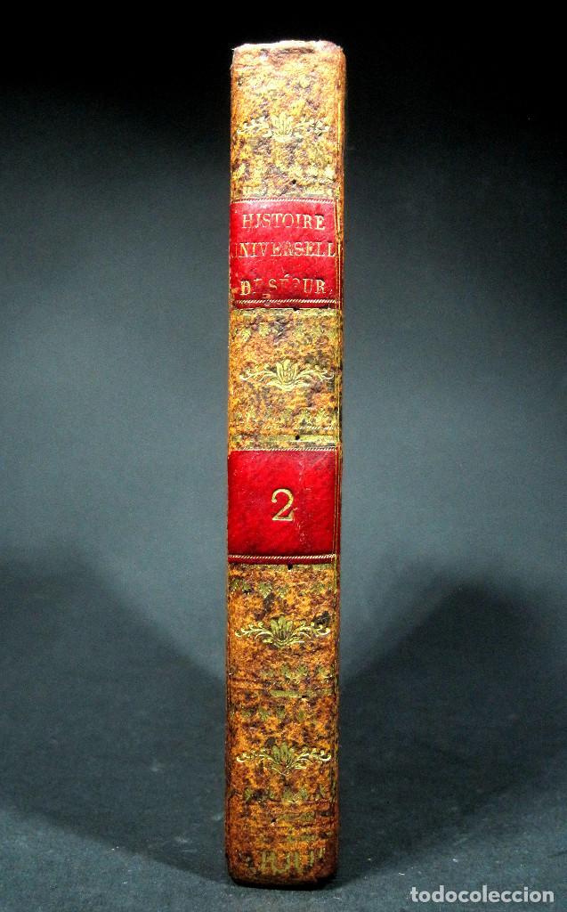 Libros antiguos: Año 1817 Historia de la antigua Troya Persia Iberia Fenicia Pérgamo Ciro Artajerjes 3 Grabados - Foto 18 - 163867914