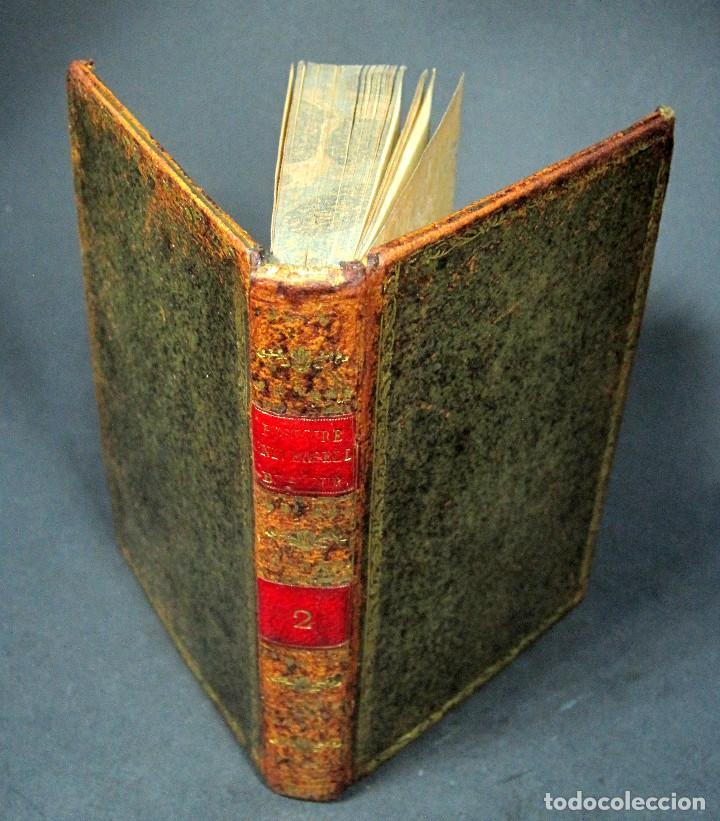 Libros antiguos: Año 1817 Historia de la antigua Troya Persia Iberia Fenicia Pérgamo Ciro Artajerjes 3 Grabados - Foto 19 - 163867914