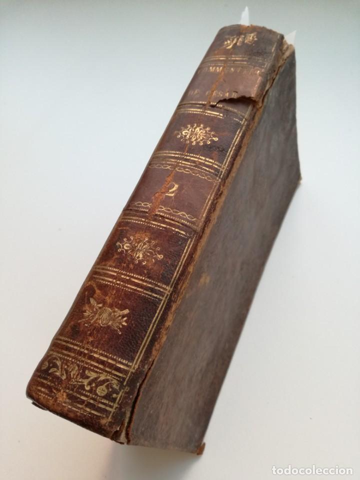 OBRAS DE CÉSAR (AÑO 1812): LA GUERRA CIVIL (COMPLETA), LA GUERRA DE ESPAÑA, LA GUERRA DE ÁFRICA... (Libros antiguos (hasta 1936), raros y curiosos - Historia Antigua)