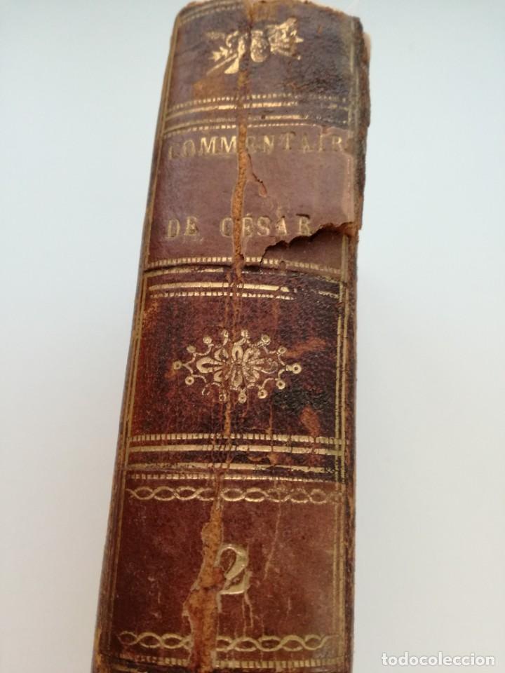 Libros antiguos: OBRAS DE CÉSAR (AÑO 1812): LA GUERRA CIVIL (COMPLETA), LA GUERRA DE ESPAÑA, LA GUERRA DE ÁFRICA... - Foto 2 - 163949770