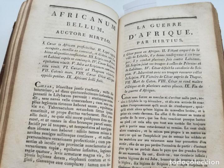Libros antiguos: OBRAS DE CÉSAR (AÑO 1812): LA GUERRA CIVIL (COMPLETA), LA GUERRA DE ESPAÑA, LA GUERRA DE ÁFRICA... - Foto 10 - 163949770