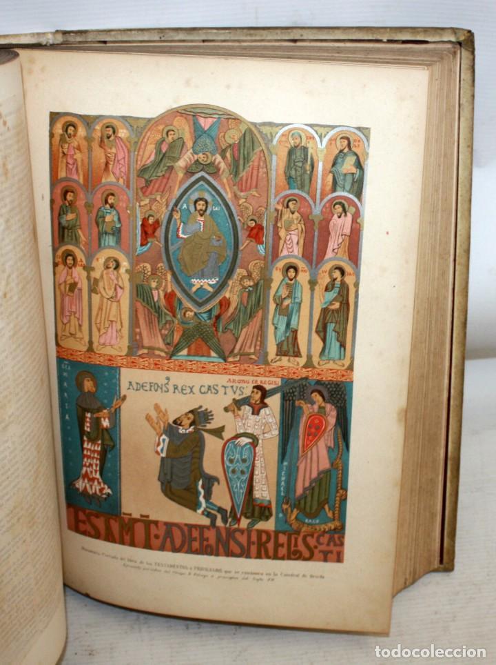 Libros antiguos: HISTORIA GENERAL DE ESPAÑA-MODESTO LAFUENTE-6 TOMOS-MONTANER Y SIMON. - Foto 10 - 165044562