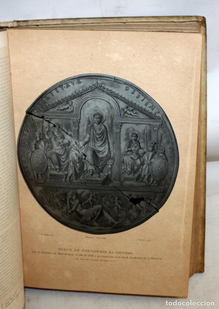 Libros antiguos: HISTORIA GENERAL DE ESPAÑA-MODESTO LAFUENTE-6 TOMOS-MONTANER Y SIMON. - Foto 13 - 165044562