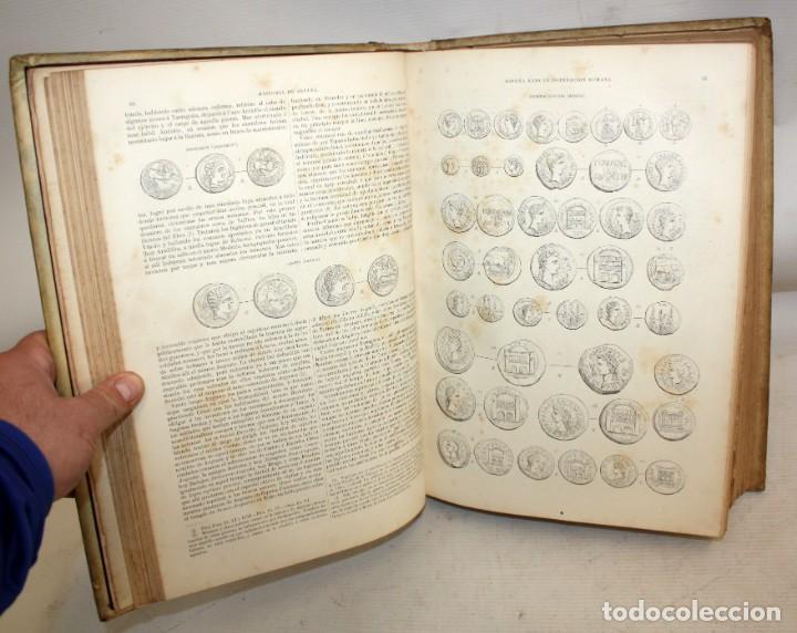 Libros antiguos: HISTORIA GENERAL DE ESPAÑA-MODESTO LAFUENTE-6 TOMOS-MONTANER Y SIMON. - Foto 14 - 165044562