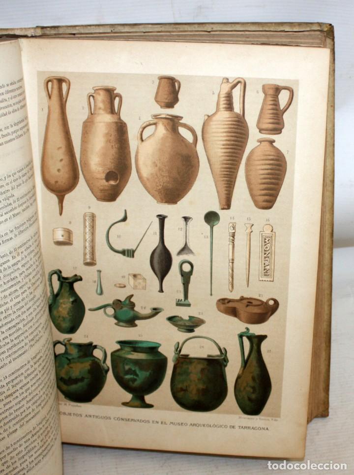 Libros antiguos: HISTORIA GENERAL DE ESPAÑA-MODESTO LAFUENTE-6 TOMOS-MONTANER Y SIMON. - Foto 15 - 165044562