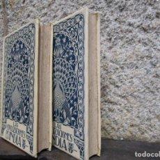 Libros antiguos: LAS CIVILIZACIONES DE LA INDIA - GUSTAVO LE BON - MONTANER Y SIMON 1901, COMPLETA ILUSTRADA 2 TOMOS. Lote 165317882