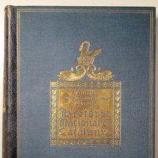 Libros antiguos: ROVIRA I VIRGILI, ANTONI - HISTORIA NACIONAL DE CATALUNYA. VOL IV - BARCELONA 1926. Lote 165324624