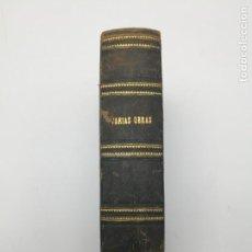 Libros antiguos: POMPA FÚNEBRE GENERAL LUÍS LACI 1817 Y ELOGIO FÚNEBRE LUIS LACI 1820 I VARIOS LIBROS OTRAS TEMATICAS. Lote 165456626