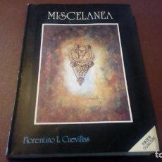 Libros antiguos: MISCELÁNEA FLORENTINO CUEVILLAS CAIXA OURENSE. Lote 165675094