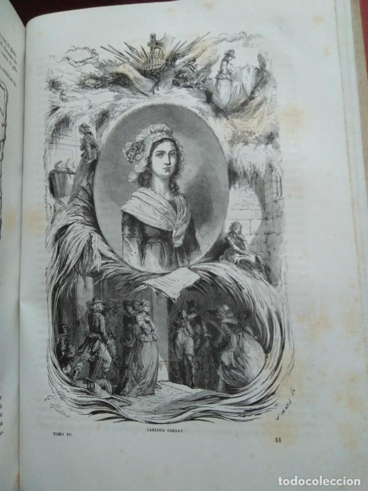 Libros antiguos: 1873. Historia general de Francia. Vicente Ortiz de la Puebla. - Foto 17 - 165851810