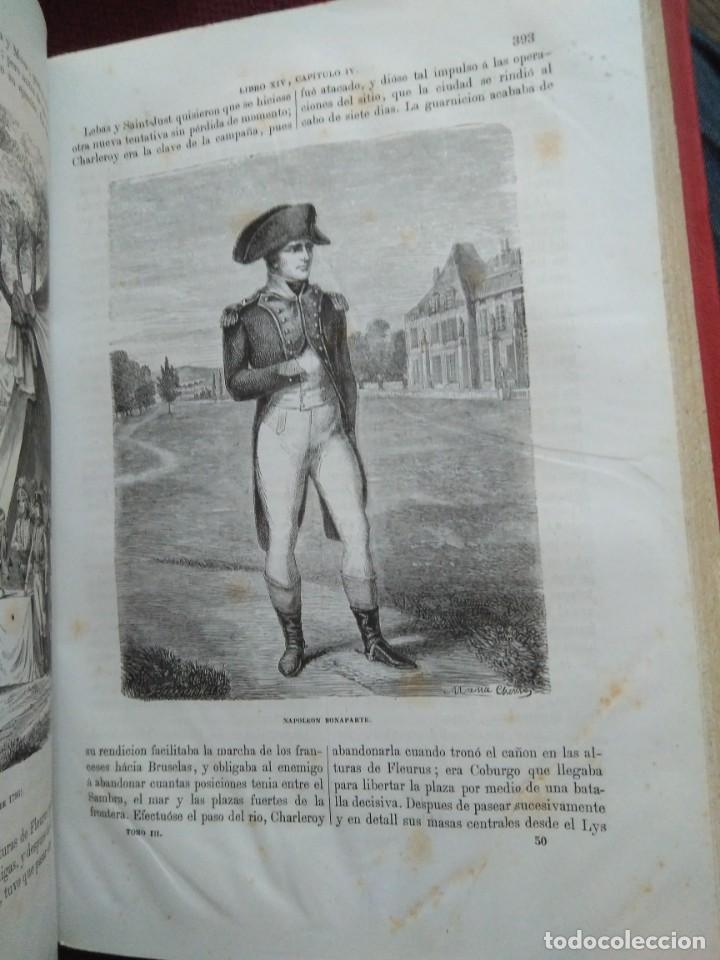 Libros antiguos: 1873. Historia general de Francia. Vicente Ortiz de la Puebla. - Foto 18 - 165851810