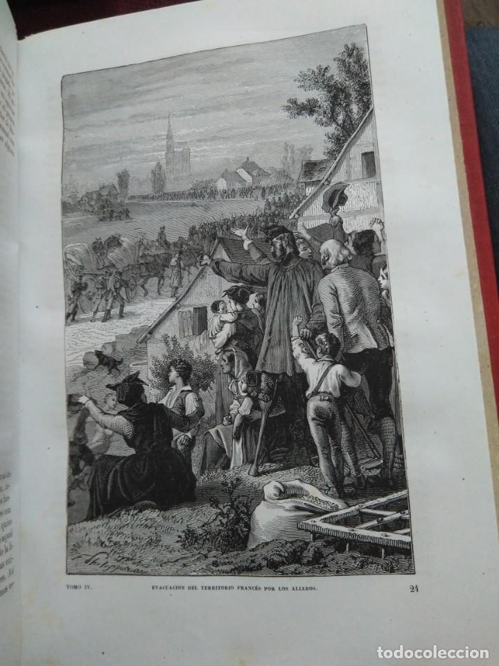 Libros antiguos: 1873. Historia general de Francia. Vicente Ortiz de la Puebla. - Foto 22 - 165851810