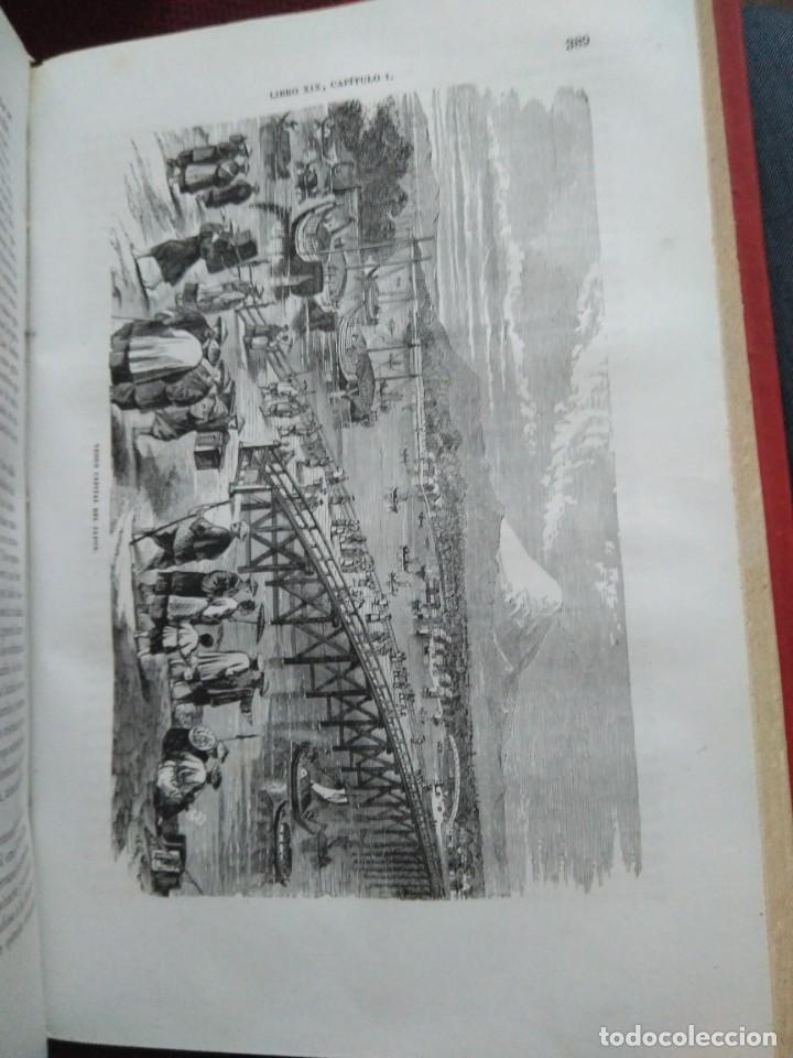 Libros antiguos: 1873. Historia general de Francia. Vicente Ortiz de la Puebla. - Foto 24 - 165851810