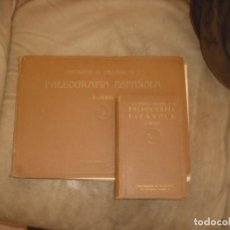 Libros antiguos: PALEOGRAFIA PARA APRENDER. Lote 166298126