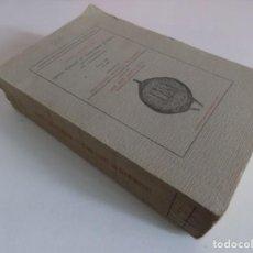 Libros antiguos: LIBRERIA GHOTICA. JOSÉ ZURITA. DOCUMENTOS DE IGLESIA SANTA MARIA LA MAYOR DE VALLADOLID.S. XIII.1920. Lote 166327638