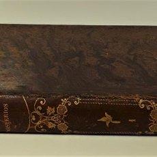Libros antiguos: BARCELONA Y SUS MISTERIOS. ANTONIO ALTADILL. LIB. ESPAÑOLA. MADRID. 1860.. Lote 167367008