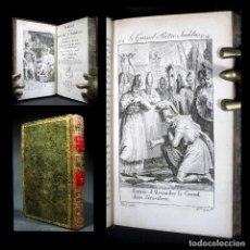 Libros antiguos: AÑO 1817 HISTORIA ANTIGUA ALEJANDRO MAGNO GRECIA PERSIA 3 GRABADOS ARTAJERJES SOLO 2 EN ESPAÑA. Lote 167758228