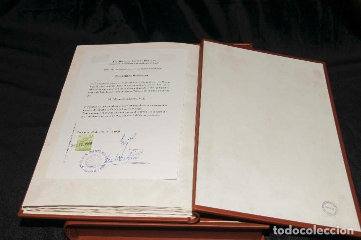 Libros antiguos: Moleiro - Theatrum Sanitatis - Facsimile - Foto 5 - 167910560