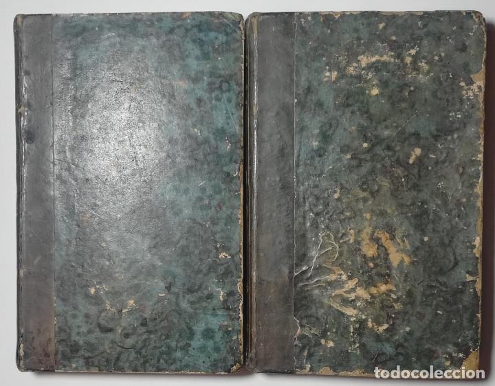 Libros antiguos: 2 TOMOS. NUMA POMPILIO, SEGUNDO REY DE ROMA ,POEMA DEL CABALLERO DE FLORIAN. 1818. - Foto 18 - 168048328