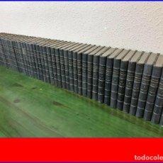 Libros antiguos: ÑO 1855-96: BIOGRAFÍA GENERAL. DIDOT. 45 ELEGANTES VOLÚMENES DEL SIGLO XIX DE 23 CM.. Lote 168179804