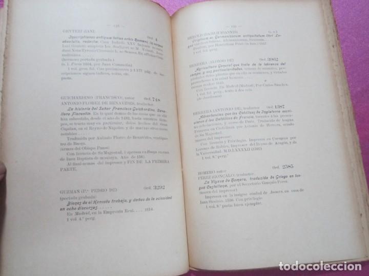 Libros antiguos: ORIGENES BIBLIOTECA DEL INSTITUTO DE JOVELLANOS DEDICADO AUTOR A ANICETO CELA - Foto 18 - 168231336