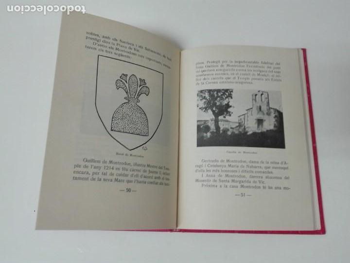 Libros antiguos: TONA DESCRIPCION HISTORICA Y GEOGRAFICA 1935 ILUSTRADO - Foto 4 - 168300028