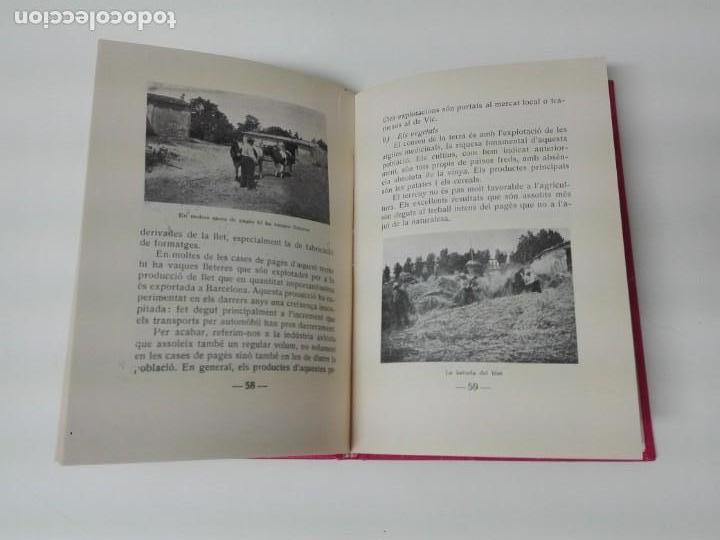 Libros antiguos: TONA DESCRIPCION HISTORICA Y GEOGRAFICA 1935 ILUSTRADO - Foto 6 - 168300028