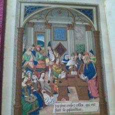 Libros antiguos: 1887. L 'ECOLE ET LA SCIENCE JUSQU'A LA RENAISSANCE. CON GRABADOS . Lote 168401188