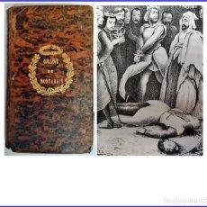 Libros antiguos: AÑO 1838: HISTORIA DE LAS CRUZADAS. LIBRO ILUSTRADO DEL SIGLO XIX.. Lote 168896864