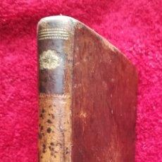 Libros antiguos: NI REY NI ROQUE POR PATRICIO DE LA ESCOSURA, MADRID, 1835.EN PIEL. Lote 168938405