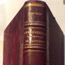 Libros antiguos: GRAN BIBLIOTECA HISTORICA-ASTURIANA. TOMO I Y II -1864. Lote 169053116