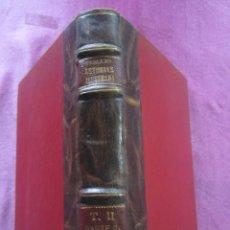 Libros antiguos: ASTURIAS ILUSTRADA MAÑUEL TRELLES TOMO 2 414 PAGINAS AÑO 1760. Lote 169128036