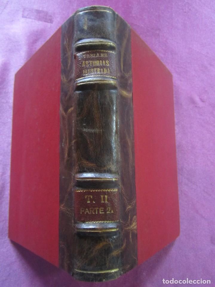 Libros antiguos: ASTURIAS ILUSTRADA MAÑUEL TRELLES TOMO 2 414 PAGINAS AÑO 1760 - Foto 2 - 169128036