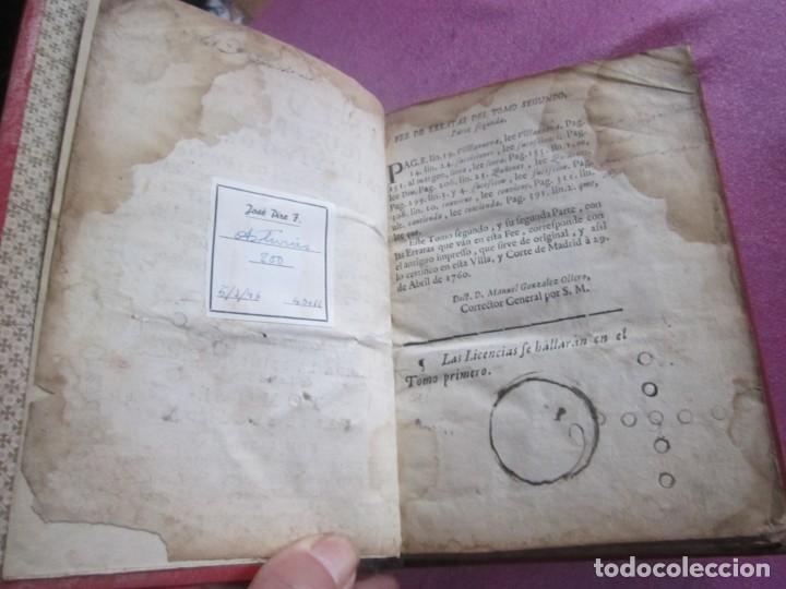 Libros antiguos: ASTURIAS ILUSTRADA MAÑUEL TRELLES TOMO 2 414 PAGINAS AÑO 1760 - Foto 4 - 169128036