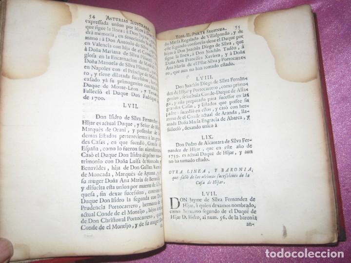 Libros antiguos: ASTURIAS ILUSTRADA MAÑUEL TRELLES TOMO 2 414 PAGINAS AÑO 1760 - Foto 5 - 169128036