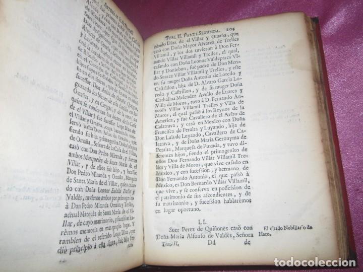 Libros antiguos: ASTURIAS ILUSTRADA MAÑUEL TRELLES TOMO 2 414 PAGINAS AÑO 1760 - Foto 9 - 169128036