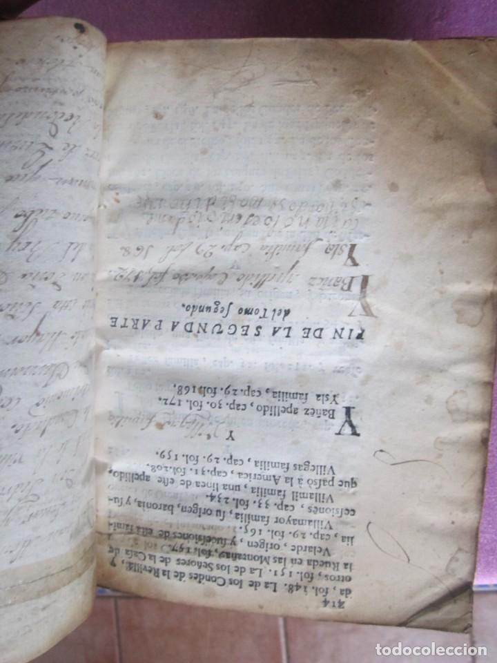 Libros antiguos: ASTURIAS ILUSTRADA MAÑUEL TRELLES TOMO 2 414 PAGINAS AÑO 1760 - Foto 10 - 169128036