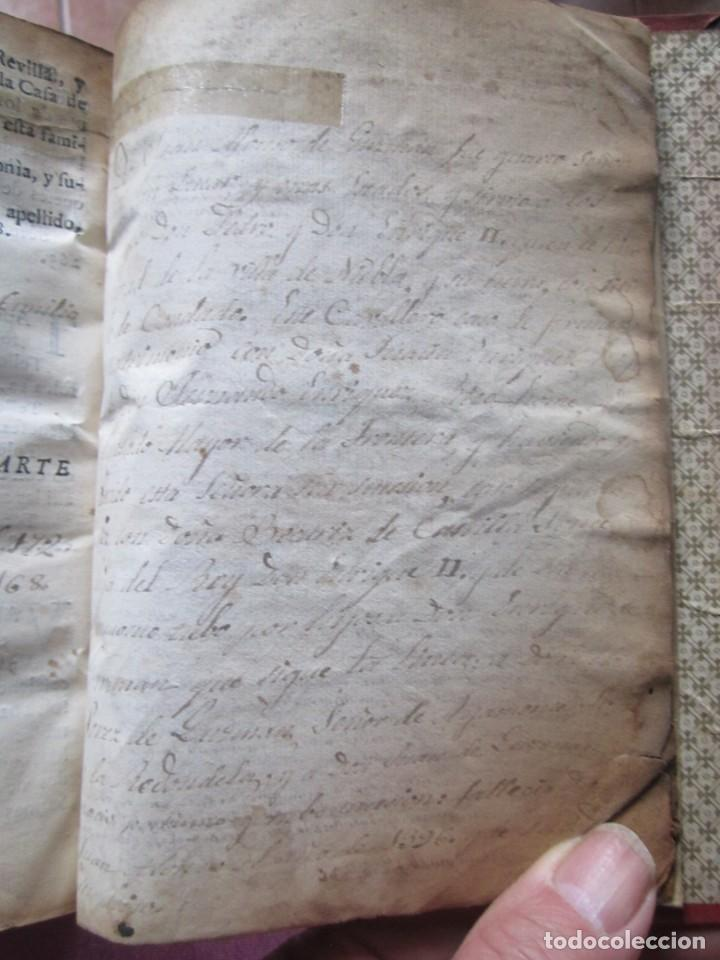 Libros antiguos: ASTURIAS ILUSTRADA MAÑUEL TRELLES TOMO 2 414 PAGINAS AÑO 1760 - Foto 11 - 169128036