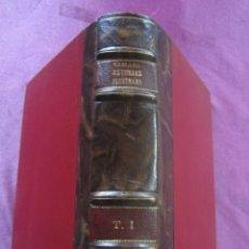Libros antiguos: ASTURIAS ILUSTRADA MAÑUEL TRELLES AÑO 1760 TOMO 1 604 PAGINAS AÑO 1760. Lote 169129104