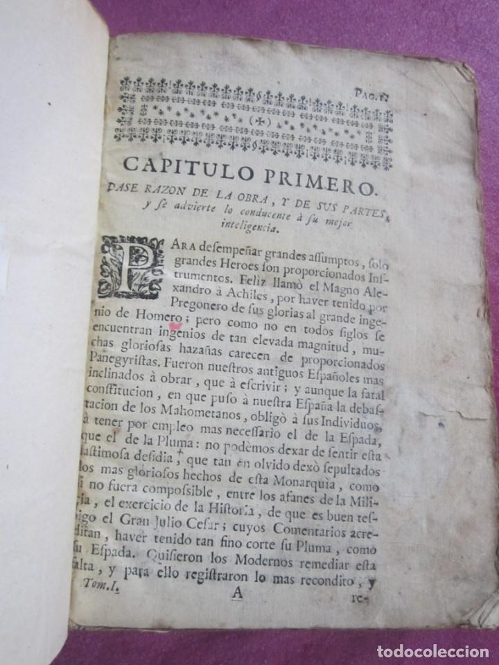 Libros antiguos: ASTURIAS ILUSTRADA MAÑUEL TRELLES AÑO 1760 TOMO 1 604 PAGINAS AÑO 1760 - Foto 3 - 169129104