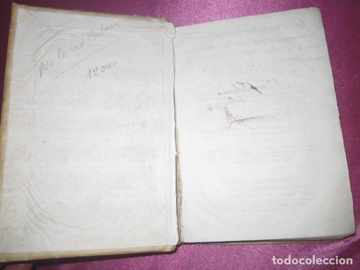 Libros antiguos: LAS LEYES DE TORO MAESTRO CON ESCRITO SANTO OFICIO 1785 .Y EXLIBRIS EXCELENTE - Foto 16 - 169227492
