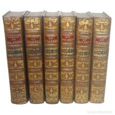 Libros antiguos: 1757. HISTORIA DEL IMPERIO BIZANTINO - 6 TOMOS DEL SIGLO XVIII - IMPERIO ROMANO DE ORIENTE, BIZANCIO. Lote 169311240