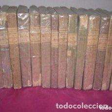 Libros antiguos: HISTORIA GENERAL DE ESPAÑA, JUAN DE MARIANA 1830 16 TOMOS . Lote 169321056