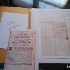 Libros antiguos: ARXIDUC CARLES Y DÉNIA. Lote 169543988