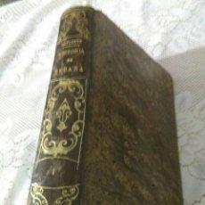Libros antiguos: HISTORIA GENERAL DE ESPAÑA.MODESTO LAFUENTE.TOMO I .AÑO 1861. Lote 169764960
