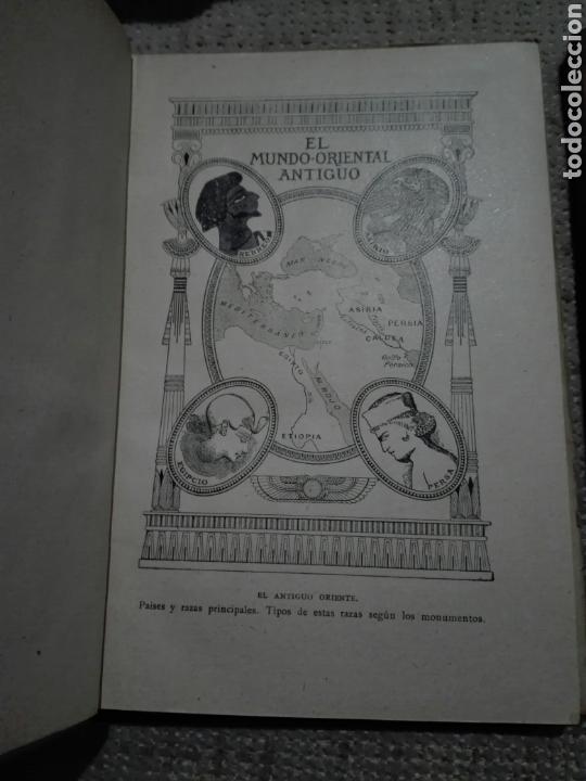 Libros antiguos: A. Malet. Circa 1920. 4 libros: historia oriente. Historia grecia. Historia roma. Edad media. - Foto 3 - 169840496